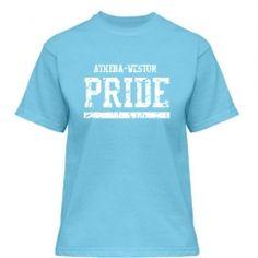 Athena-Weston Junior High School - Weston, OR | Women's T-Shirts Start at $20.97