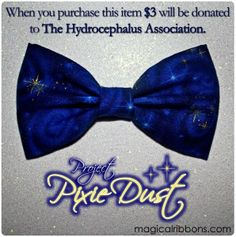 Project Pixie Dust Bow - Magical Ribbons Shop