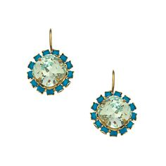 Liz Palacios Glacier Earrings ($72) ❤ liked on Polyvore Liz Palacios, Stitch Fix, Pocket Watch, Shoe Bag, My Style, Polyvore, Earrings, Stuff To Buy, Accessories