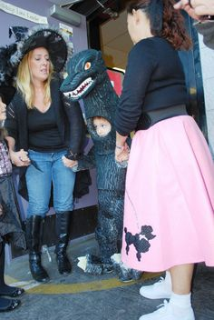 stepping out! Stepping Out, Godzilla, Tulle, Husband, Costumes, Skirts, Fashion, Moda, Costume