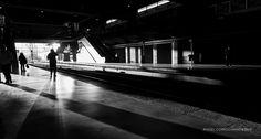 Fotografía Estación de Atocha, 9 por Angel Corrochano en 500px