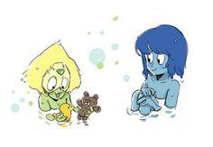 Steven Universe Ships, Steven Universe Movie, Lapidot, Lapis And Peridot, Amethyst, Bird Mom, Steven Univese, V Cute, Cartoon Tv Shows