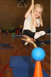 SiU - Ouder en Kind gym