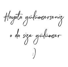 "Size, Peyami Safa'nın sesiyle sesleniyorum; ""Biraz gül, yahu! Değmez vallahi bu dünya .""😊 . . #gününmottosu #motto #gunenot #gununsozu… Good Luck Gifts, Good Sentences, Smart Jokes, What Is Tumblr, Helping Others, Cool Words, Quotations, Wisdom, Messages"