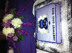 Cake for formal! Alpha Pi Phi Sorority