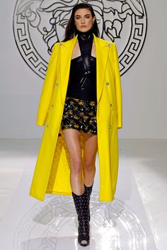 Versace - Fall 2013 Ready-to-Wear - Look 14 of 55