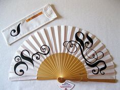 Hand painted with matching sheath Fan harmony by Bosquedecolor Painted Fan, Hand Painted, Paper Fans, Wooden Hand, Craft Items, Victorian Fashion, Asian Art, Etsy Seller, Just For You