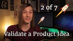 (Part 2 of 7): How to Validate Your Product Idea http://seanwes.tv/105