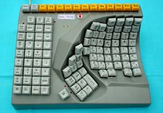 Maltron Single-Handed Keyboard