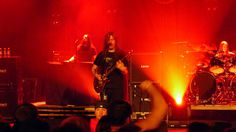 Another shot of Opeth at the Senator Theatre in Chico, California on May 13th, 2009