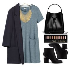 """""""O-Natural"""" by designbecky ❤ liked on Polyvore featuring Toast, Lucky Brand, Zara, Alexander Wang, 3.1 Phillip Lim and Forever 21"""