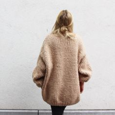 E - s h o p - I love Mr Mittens blush oversized cardi I Love Mr Mittens, Winter Must Haves, Thick Sweaters, Vogue, Turtle Neck, Style Inspiration, Pullover, Knitting, My Style