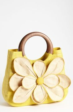 Mar y Sol 'Guadalupe' Straw Shopper available at Nordstrom - I want this for our honeymoon!