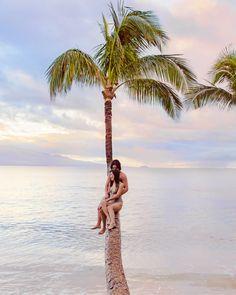 Sunrise Land + Sea session Maui Hawaii