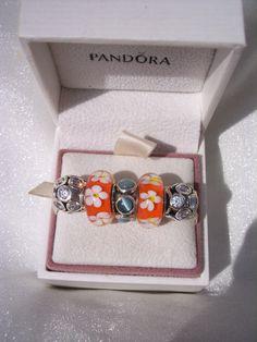 Pandora Charms Seaside Kiss Whimsical Lights by JEWELSELAGANT, $170.00