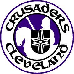 Victory Tailgate Holy Cross Crusaders Die-Cut Vinyl Decal Logo 1