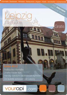 Gratis Ready to go City Guide Leipzig van Youropi.com. Ontdek de beste restaurants, leukste winkels, leuke activiteiten en evenementen met deze gratis stadsgids!