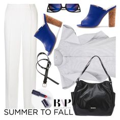 """Summer Somewhere"" by bagsaporter ❤ liked on Polyvore featuring Givenchy, Prada, Dorothee Schumacher, Burberry and H&M"