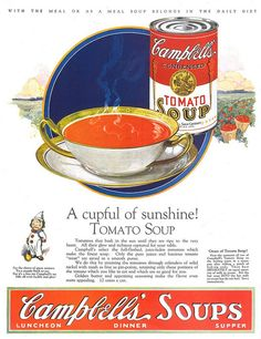 Campbell's Soup - 19270700 Needlecraft on Flickr.