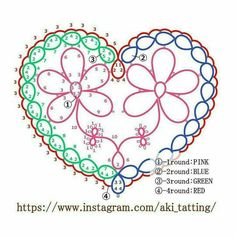 #motifs #hearts