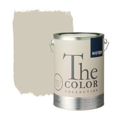 Histor The Color Collection muurverf trout grey 5 liter | Histor The Color Collection | Kleurconcepten | Verf | GAMMA