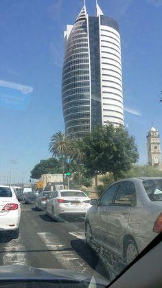 Building à Haifa Haifa, Israel, Skyscraper, Multi Story Building, Travel, Skyscrapers