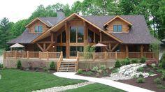 Log Home Design Plan And Kits For Big Sky Log Cabin Floor Plans Cabin House Plans Log Homes