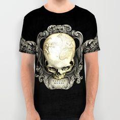 Vanitas Mundi All Over Print Shirt