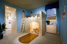 кровать чердак детская - Поиск в Google