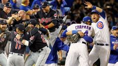 3b8ad3610 Chicago Cubs trounce Cleveland Indians