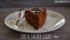 torta sacher vegan