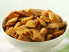 New Mexico: Spicy Chipotle Chex Mix