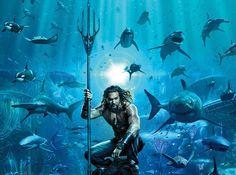Aquaman 2018 Comic Con