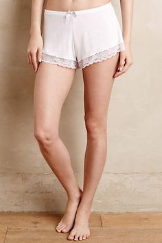 Eberjey Gemma Tap Shorts - anthropologie.com #anthrofave