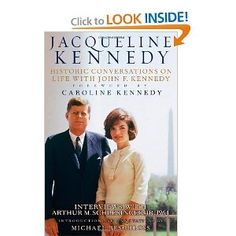 Jacqueline Kennedy book by her daughter