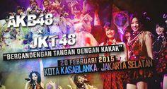 Detail & Jadwal Konser Bersama JKT48 & AKB48 di Jakarta 20 Februari 2015 - http://keponews.com/2015/02/detail-jadwal-konser-bersama-jkt48-akb48-di-jakarta-20-februari-2015/ #AKB48, #Jakarta, #JKT48, #Konser