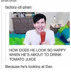 Tumblr YouTube Danandphilgames Amazingphil Phil Lester
