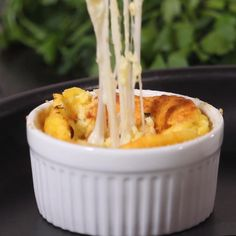 How to make Potato Souffle made with Parmesan (Parmigiano Reggiano) and gooey stretchy cheese like Mozzarella, Cheddar, Swiss Cheese. Potato Souffle, Cheese Souffle, Savory Souffle Recipe, Souffle Recipes Easy, Souffle Dish, Easy Dinner Recipes, Oven Baked Rice, Baked Potato, My Favorite Food