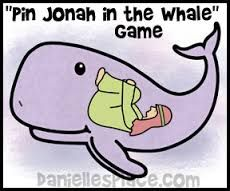 29 Best Jonah And The Whale Crafts Images In 2015 Sunday
