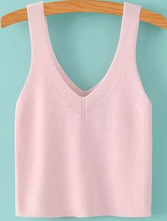 SHARE & Get it FREE | Pure Color V Neck Knit Tank TopFor Fashion Lovers only:80,000+ Items • New Arrivals Daily Join Zaful: Get YOUR $50 NOW!