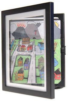 8.5x11 Lil Davinci Art Cabinet
