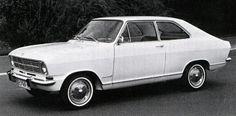 1969 opel kadett white - Google Search