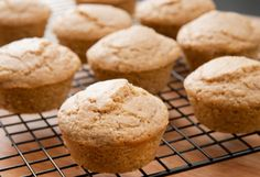 Chickpeas contain soluble fiber, which works to lower the inflammation that causes belly fat. These belly fat-blasting muffins can double as a delicious dessert or breakfast food.