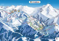 Los 2 Alpes prepara una nueva pista de retorno a la estación | Lugares de Nieve