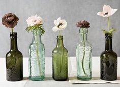 Some more bottles.  I really love bottles