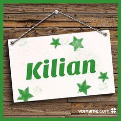 Wer hätte gedacht, dass der seltene Jungenname Kilian eine so schöne Bedeutung hat?