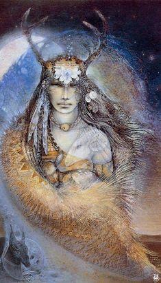 Walking within the spirit animal guides.