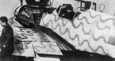 Messerschmitt Bf 109G6 3.JG300 (Y1+) Manfred Dieterle Germany 1944