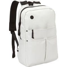 Amazon.com   Focused Space Unisex The Veneer Backpack, Black, White, OS    Casual Daypacks 9450d99807
