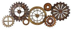 Spare Parts Clock from Uttermost (06788), $327.00